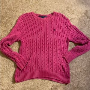 Vintage Ralph Lauren Sport cotton sweater